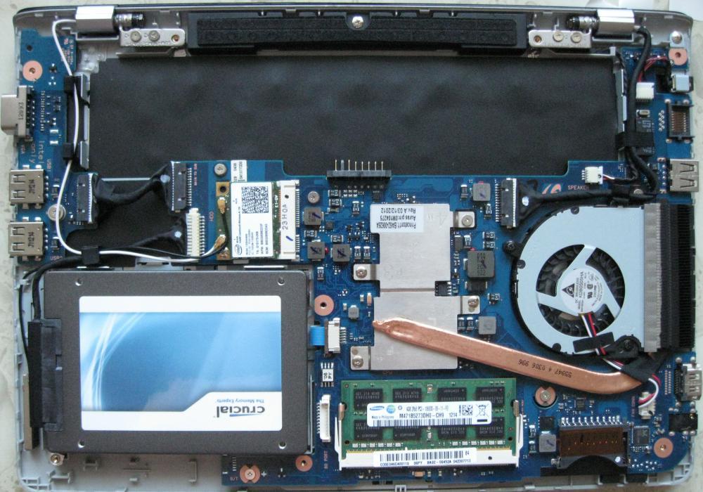 Новый SSD