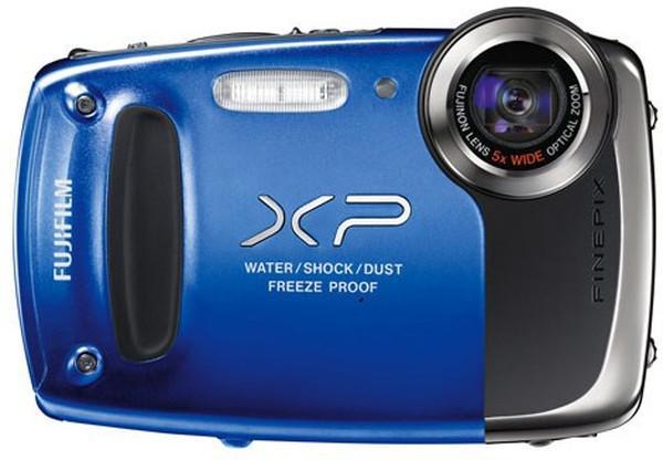 Фотоаппарат FUJIFILM FinePix XP50, синий