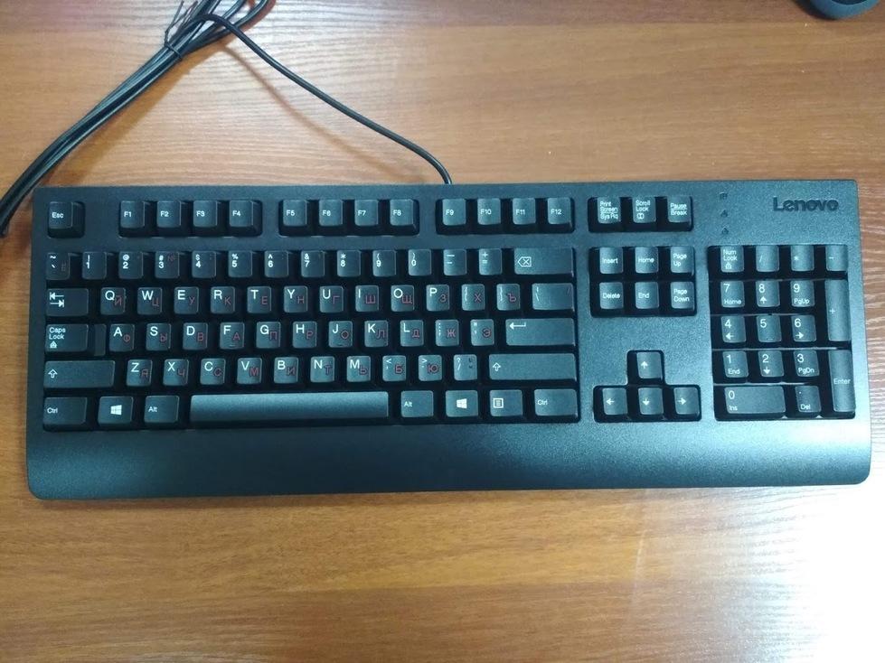 Компьютер LENOVO ThinkCentre Tiny M720q, черный