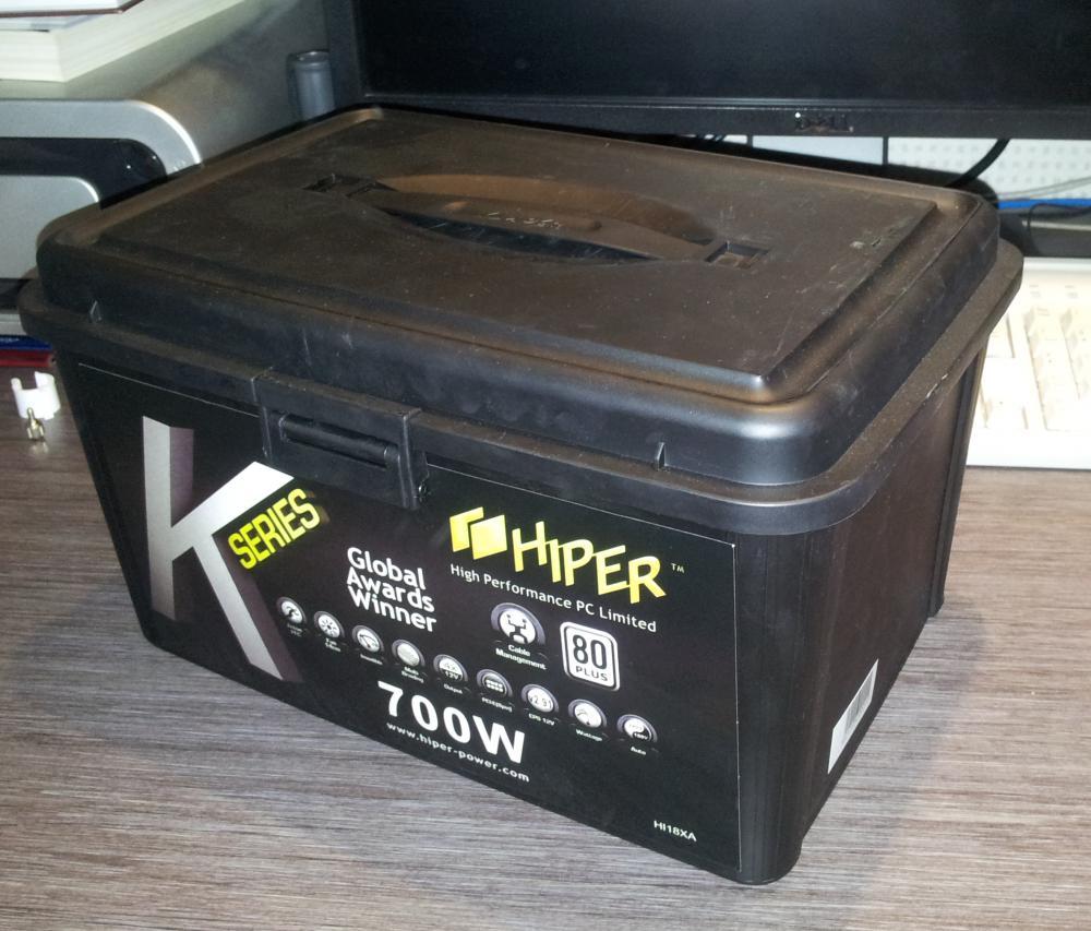 коробка ToolBox