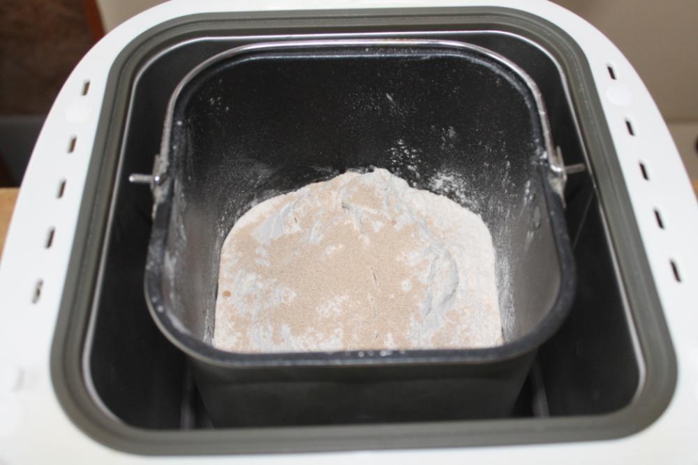 ставим в печь