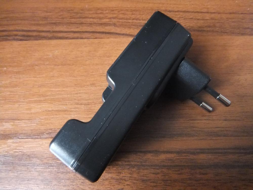 Зарядное устройство в собранном виде
